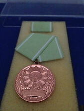 EAST GERMANY  DDR    MDI Medal w/ribbon Outstanding Achievement