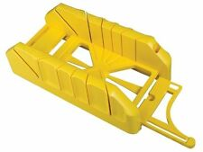 Stanley STA119212 Saw Storage Mitre Box 1-19-212 New Stanley