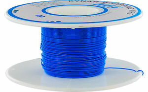 KYNAR WIRE - BLUE - 5 Meters / 15 Feet - Xbox Wii PS3 360 Mod Modding Wrapping