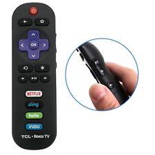New RC280 Remote Control for TCL ROKU TV 32S3800 43S303 55FS3750 w Hulu Vudu Key