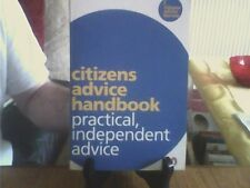 Citizens Advice Handbook: Practical, Independent Advice Paperback Penguin 2006