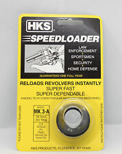 HKS Speedloader model MK.3-A Colt Mark III and Ruger speed six security six