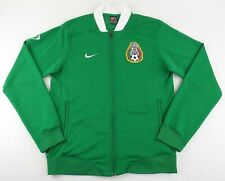 Vintage Nike Mexico National Team Full Zip Soccer Track Jacket Size Mens Large L