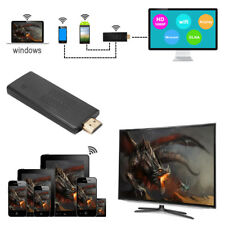 Wireless WiFi Dongle Adapter Receiver TV 1080P HDMI Miracast DLNA AirPlay AH293