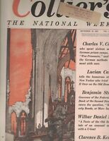 Collier's Magazine September 28 1918 Charles V Combe World War I