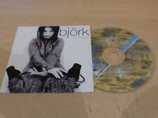 BJORK - VIOLENTLY HAPPY  -  1740 - RARE FRENCH ONLY PROMO CD !!!!!