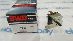 USED HVAC Blower Control Switch Rear/Front BL17