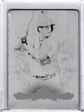 2013 Topps Triple Threads David Freese St. Louis Cardinals Printing Plate 1/1