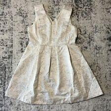 Covington White Social Cocktail Dress MISSY Size 16