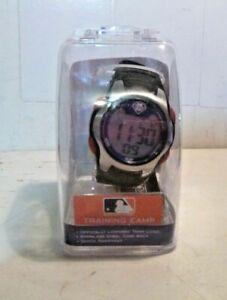 NEW Philadelphia Phillies MLB Game Time Training Camp Digital Watch