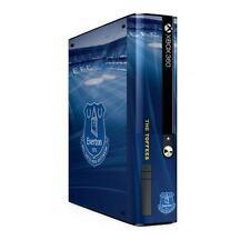 Everton FC xbox 360 e go console peau autocollant Couverture officiel
