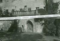 Amberg in der Oberpfalz - Balkon am Residenzschloss - um 1925     U 24-8