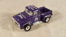 Matchbox '56 Ford Pick Up / Continental Aero Promo / Purple - Mint & HTF