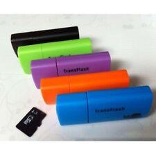 100x Useful Micro SD TF SDHC Card Reader Up to 32GB USB2.0 Hi-speed tim
