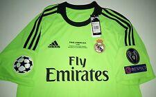 Camiseta Real Madrid shirt 2013 2014 Champions Final Casillas L Porto