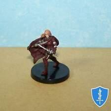 Cinnabar, Red Mantis Commander - Crown of Fangs #36 Pathfinder D&D Rare Mini