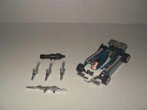 transformers g1 original vintage race car mirage complete pre rub