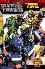 Transformers: Revenge of The Fallen: The Junior Novel by Dan Jolley
