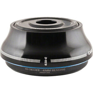 Cane Creek 40 IS41/28.6 Tall Cover Top Headset Black
