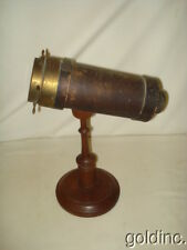 Nice 19th C. Table Top Kaleidoscope Providence, R.I. Manufacture
