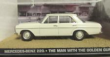 James Bond 007 The Man with the Golden Gun diorama 1:43 scale Mercedes-Benz 220