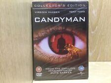 Candyman Collectors Edition DVD New & Sealed Horror Tony Todd Virginia Madsen