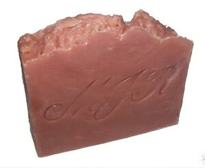 Anti-Aging Soap with Rose Clay for sensitive skin (Palm Free)  by MJR Soaps