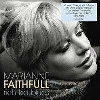 Marianne Faithfull - Rich Kid Blues [CD]