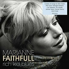Marianne Faithfull - Rich Kid Blues [CD]