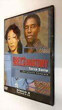 Grey's Anatomy DVD Serie Televisiva Stagione 3 Volume 3 - Episodi 4