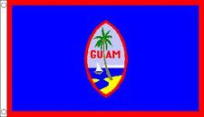 5' x 3' Guam Flag US USA Isles Island Oceania Northern Mariana Islands Banner