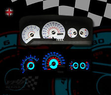 Ford Escort mk5 1990-95 speedo dash pod lighting bulb upgrade lighting dial kit