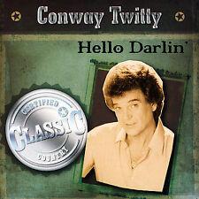 Hello Darlin Conway Twitty MUSIC CD