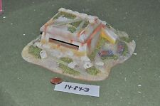 25 mm bunker Scenery terrain (comme photo) (14843)