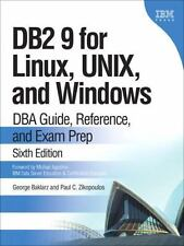DB2 9 for Linux, UNIX, and Windows: DBA Guide, Reference, and Exam Prep 6th Edi