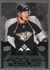 08/09 Black Diamond Triple Rookie Gems RC Patric Hornqvist 160 Predators