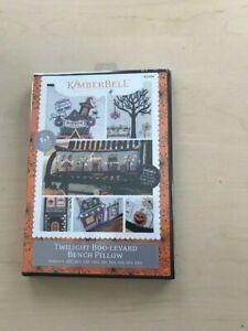 Kimberbell Twilight Boo-Levard Bench Pillow Embroidery CD