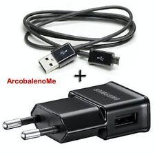 CARICABATTERIA  PER SAMSUNG GALAXY S ADVANCE GT I9070 MICRO+CAVO USB