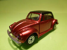 POLISTIL EL43 VW VOLKSWAGEN KAFER BEETLE 1:43- RARE SELTEN - EXCELLENT CONDITION