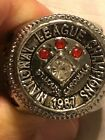 1987 CURT FORD COMMEMORATIVE CHAMPIONSHIP RING CARDINALS SIZE 11
