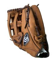 "Louisville Slugger Dynasty 12.25""in Leather Baseball Glove Right Hand Throw RH"