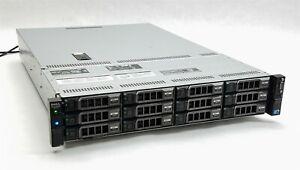 Dell Poweredge R510 Server 2*E5630 2.53GHz CPU 48GB RAM 12*2TB HDD 2*600GB H700