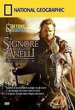 IL SIGNORE DEGLI ANELLI IL RITORNO DEL RE NATIONAL GEOGRAPHIC N° 11 DVD NUOVO