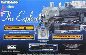 Bachmann Spectrum HO The Explorer Train set DCC On Board Union Pacific #01306 UP