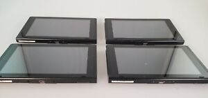 DEFECTIVE Nintendo Switch Console - Black (HAC-001) / PARTS ONLY Lot of 4