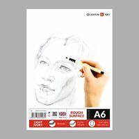 A6 Croquis Coussin Peinture Dessin Artiste Papier Gommé Livre - 50 Pages - 100