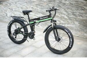 Electric bicycle  Fat Tire 1000 Electric Bike  48V Adult ebike Mountain Cycling