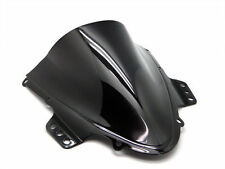 Plastic Windshield Screen Visor Black Suzuki GSXR1000 2005 - 2006 Motorcycle