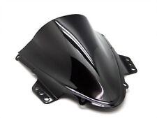 Plastic Windshield Screen Visor Black Suzuki GSXR1000 2005 - 2006 Motorcycle