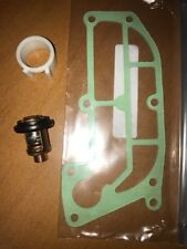 Thermostat & Gasket Kit ~ Yamaha Mariner 6HP 8HP 8C 8D 6C (6G1) Outboard